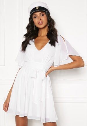 BUBBLEROOM Isabella dress White 34