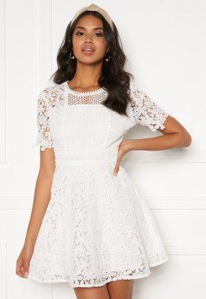 BUBBLEROOM Rixie dress White 34