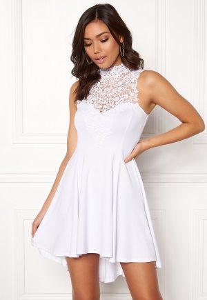 BUBBLEROOM Tamale dress White L