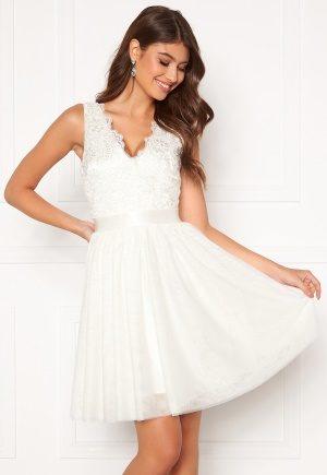 Chiara Forthi Audrey tulle dress White 36