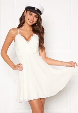 Chiara Forthi Bella dress White 38