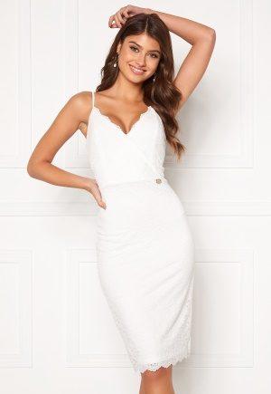 Chiara Forthi Berenice lace dress White 32