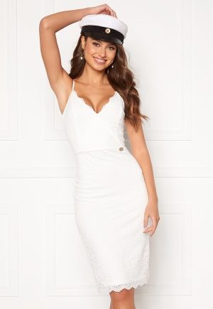 Chiara Forthi Berenice lace dress White 34