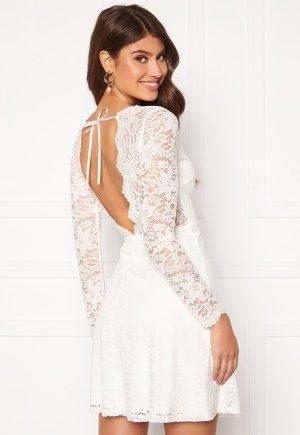 Chiara Forthi Stephanie dress White 40