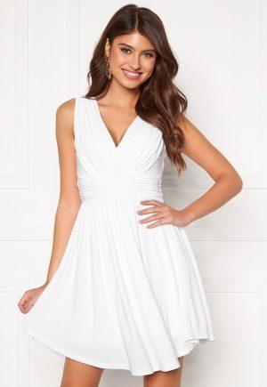 Chiara Forthi Valeria Short Dress White XXS