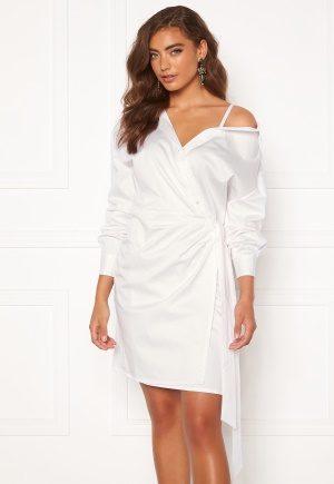 Guess Karyda Dress TWHT True White XS