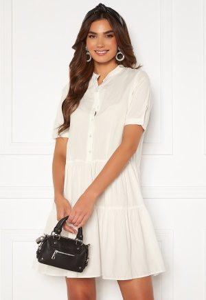 VERO MODA Delta 2/4 Dress Snow White XL